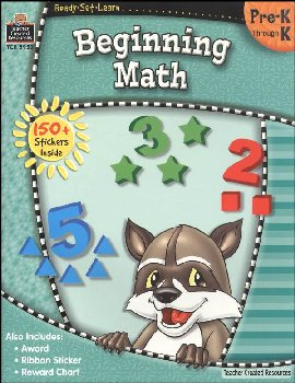 Beginning Math (Ready, Set, Learn)