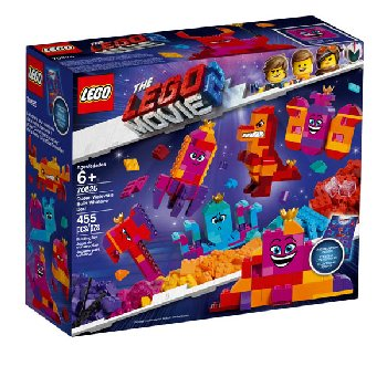 LEGO Movie Queen Watevra's Build Whatever Box! (70825)