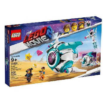 LEGO Movie Sweet Mayhem's Systar Starship! (70830)