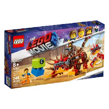 LEGO Movie Ultrakatty & Warrior Lucy! (70827)