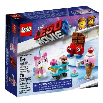 LEGO Movie Unikitty's Sweetest Friends Ever! (70822)