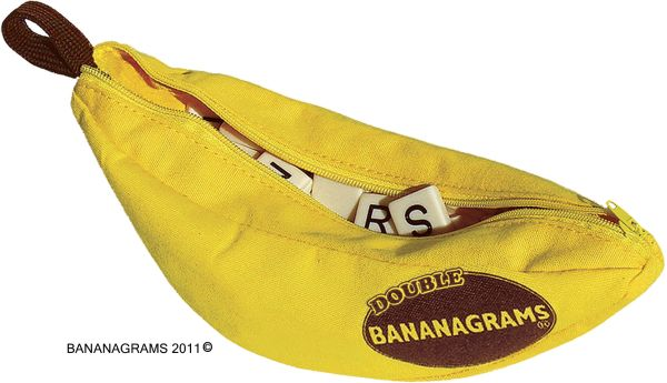 Double Bananagrams (2-16 players)