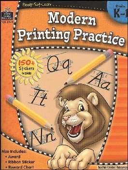 Modern Printing Practice (Ready, Set, Learn)