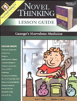 Novel Thinking: George's Marvelous Medicine