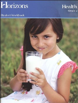 Horizons Health Workbook Gr 2