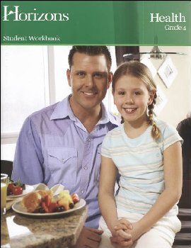 Horizons Health Workbook Gr 4