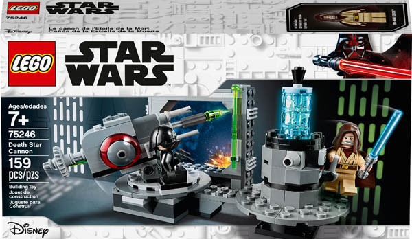 LEGO Star Wars Death Star Cannon (75246)
