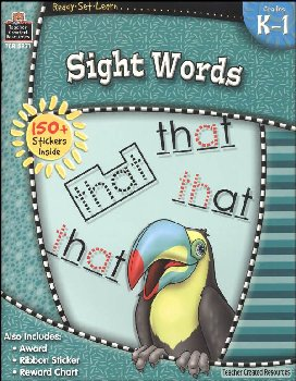 Sight Words (Ready, Set, Learn)