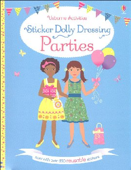 Sticker Dolly Dressing - Parties