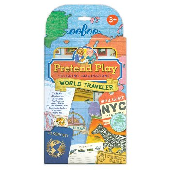 World Traveler Pretend Play Kit