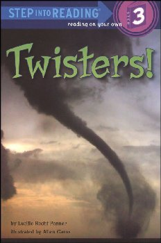 Twisters! (Step Into Reading Level 3)