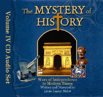 Mystery of History V4 Audio CD Set