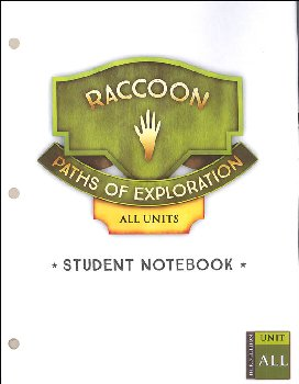 Paths of Exploration 5th Grade Student Notebook Pages 3rd Edition