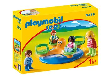 Children' Carousel (Playmobil 1-2-3)