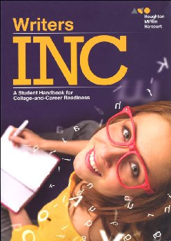 Writer's Inc. 2016 Teacher's Guide to Handbook for College and Career Readiness
