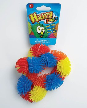 Tangle Jr. Hairy Collection - single (assorted color)