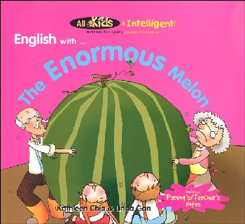 English with ... the Enormous Melon (All Kids R Intelligent! )
