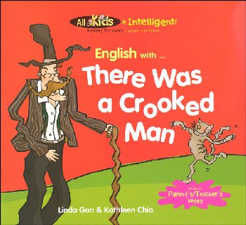 English with ... There Was a Crooked Man (All Kids R Intelligent! )