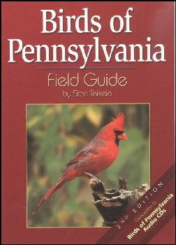 Birds of Pennsylvania Field Guide
