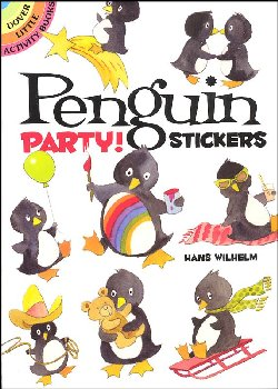 Penguin Party! Stickers