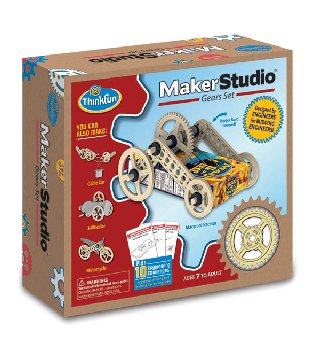 Makers Studio Gears Set