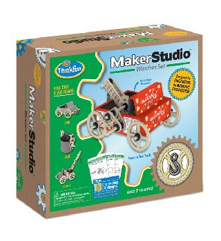 Makers Studio Winches Set