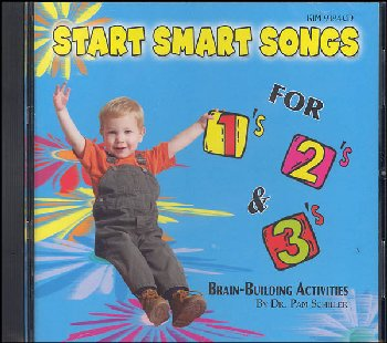 Start Smart Songs CD-ROM