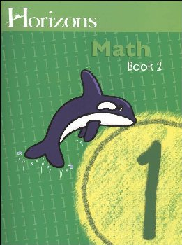 Horizons Math 1 Workbook Two