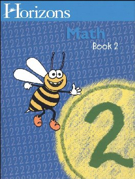 Horizons Math 2 Workbook Two