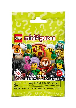 LEGO Minifigure - Confidential Minifigures 2019 3 (71025)
