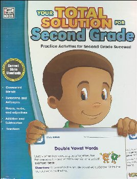 Your Total Solution for Second Grade