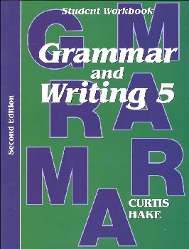 Grammar & Writing 5 Student Workbook 2ED
