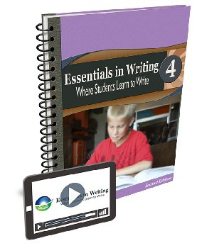 Essentials in Writing Level 4 Bundle (Textbook / Workbook, Teacher Handbook and Online Video Subscription) 2nd Edition