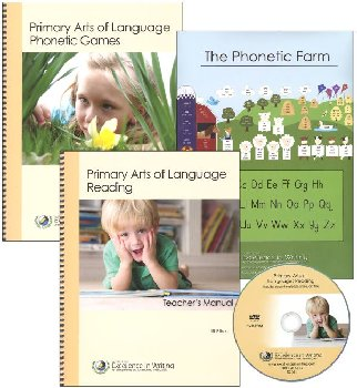 Primary Arts of Language - Reading Package