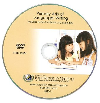 Primary Arts of Language Writing DVD-ROM