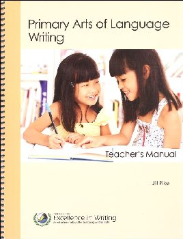Primary Arts of Language Writing Teacher's Manual