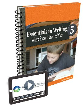 Essentials in Writing Level 5 Bundle (Textbook / Workbook Teacher Handbook and Online Video Subscription) 2nd Edition