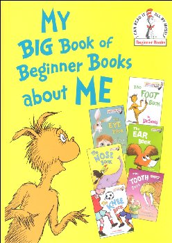 My Big Book of Beginner Books About Me