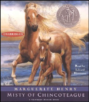 Misty of Chincoteague CD