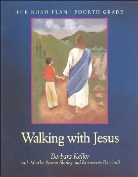 Walking with Jesus Student Handbook Grade 4 (Noah Plan)