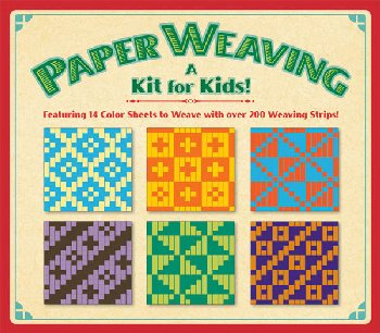 Paper Weaving: Kit for Kids!