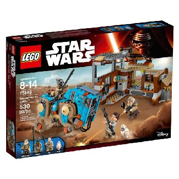 LEGO Star Wars Encounter on Jakku (75148)