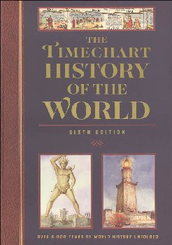 Timechart History of the World (6th Edition)
