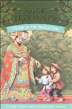 Day of the Dragon King (Magic Tree House #14)