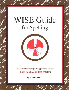 W.I.S.E. Guide for Spelling