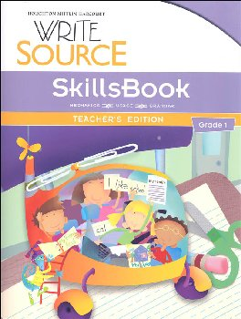 Write Source (2012 Edition) Grade 1 SkillsBook Teacher