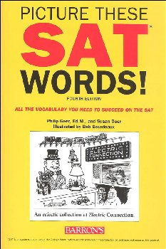 Picture These SAT Words Fourth Edition