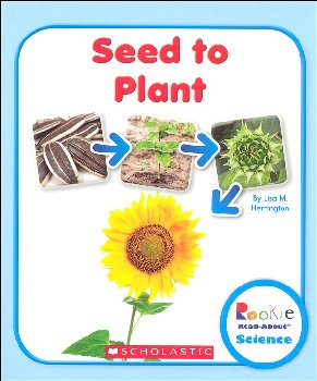 Seed to Plant (Rookie Read-About Science)