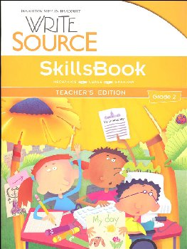 Write Source (2012 Edition) Grade 2 SkillsBook Teacher