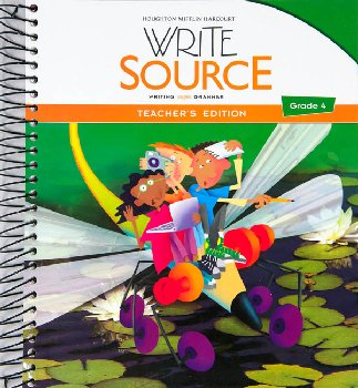 Write Source (2012 Edition) Grade 4 Teacher's Edition